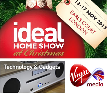 Ideal Home! Christmas Show